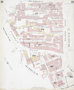 Insurance Plan of Leeds Vol. II: sheet 52